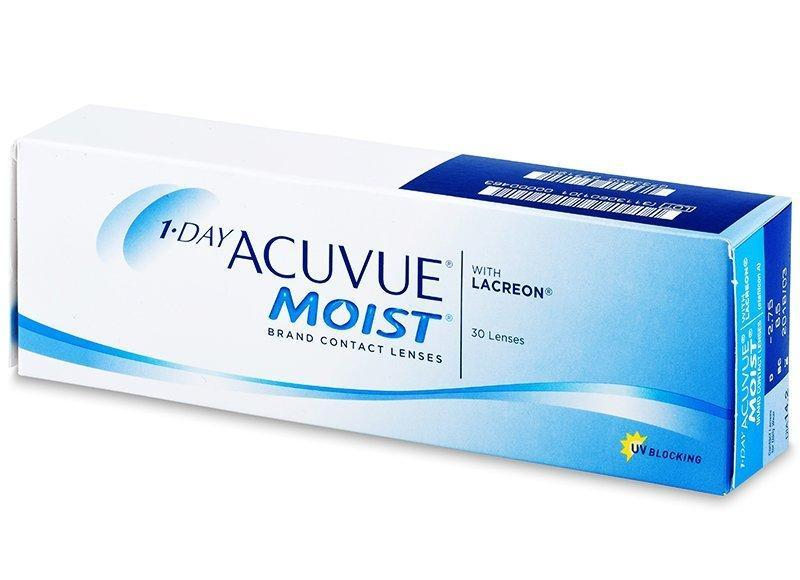 1 Day Acuvue Moist (30 čoček)