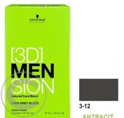 3D MEN COLOR 3-12