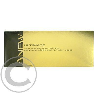 7denní omlazující kúra Anew Ultimate (7-Day Transforming Treatment) 7 x 3 ml