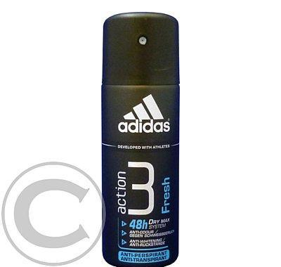 Adidas Action 3 pánský Fresh deo 150 ml