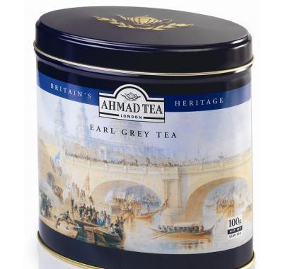 AHMAD TEA Britain's Heritage Earl Grey 100 g