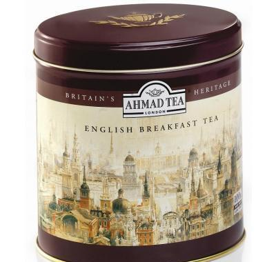 AHMAD TEA Britain's Heritage English Breakfast 100 g
