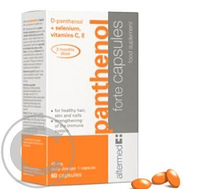 ALTERMED Panthenol forte capsules cps.60