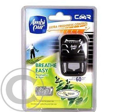 AMBI PUR car Breathe Easy 7ml Strojek