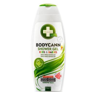 ANNABIS Bodycann shower gel kids & babies 250 ml