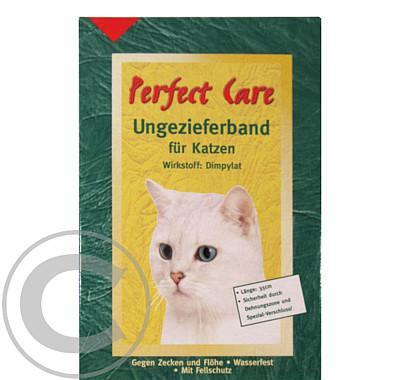 Antiparazitární obojek Perfect Care 35cm kočka 1ks KAR