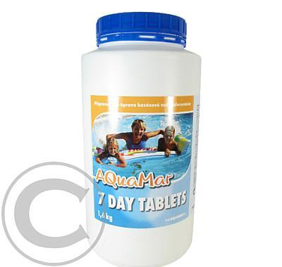 AQuaMar - 7 DAY TABLETS 1,6 kg