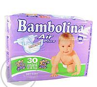 BAMBOLINA Air Plus Mini 3-6kg/30ks 43015 plenk.kal