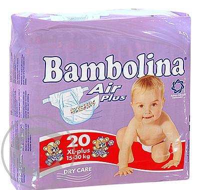 BAMBOLINA Air Plus X-L Plus 15 - 30 kg / 20 ks 43019 pl.