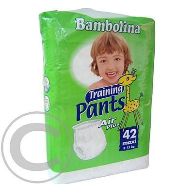 BAMBOLINA TRAINING PANTS 8-15kg/42ks 44186 Maxi