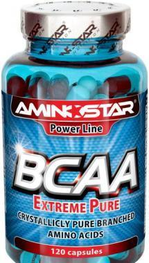 BCAA Extra Pure 120 cps