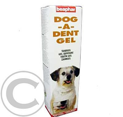 Beaphar zubní gel Dog a Dent pes 100ml