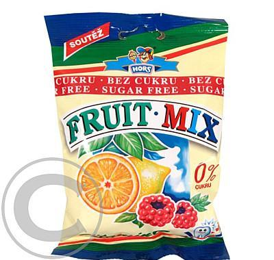 Bonbóny HORS drops Fruit Mix 53g
