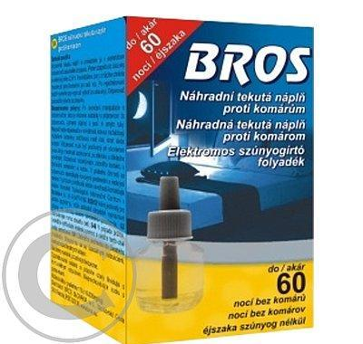 BROS náplň do elektro na komáry 45 ml