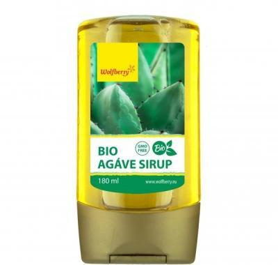 WOLFBERRY Agáve sirup BIO 180 ml