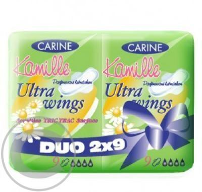 Carine ultra wings duo(18) kamille