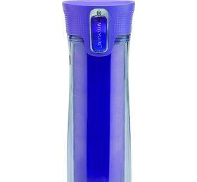 Contigo Bella double wall plast/Purple54