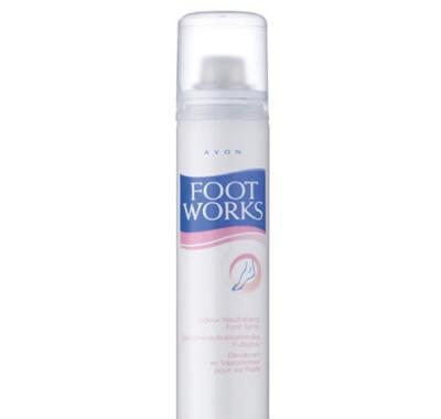 Deodorační sprej na nohy Foot Works (Odour Neutralising Foot Spray) 75 ml
