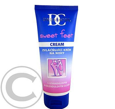Dermacol Sweet Feet cream 75 ml