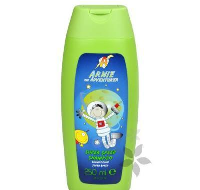 Dětský šampon Arnie The Adventurer (Super Speed Shampoo) 250 ml