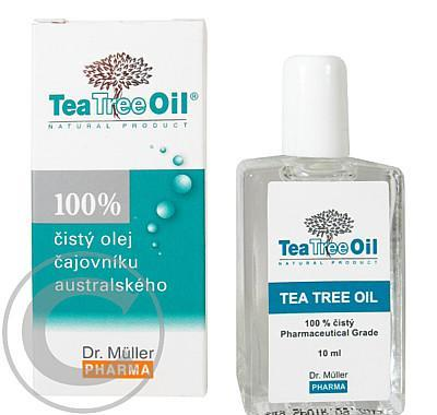 DR.MULLER Tea tree oil 100%čistý 10ml