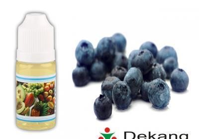 Elektronická cigareta liquid, 10ml, 0mg, Borůvka (Blueberry), DEKANG