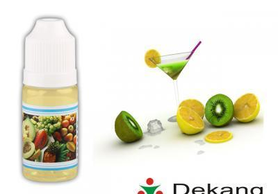 Elektronická cigareta liquid, 10ml, 0mg, Ovocný koktejl (Fruit cocktail), DEKANG