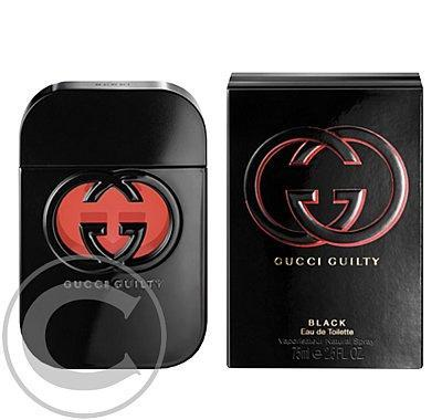 GUCCI GUILTY BLACK Edt. spray 75 ml