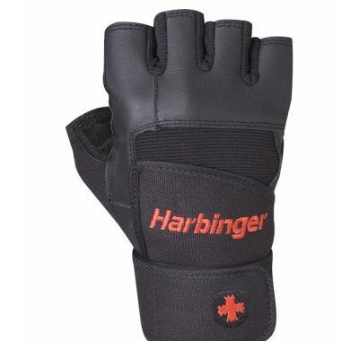 HARBINGER Fitness rukavice 140 PRO wrist wrap XL