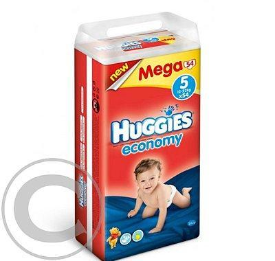 Huggies economy/classic 5 junior (54/58) mega