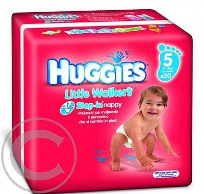 Huggies Little walkers 5 (20) 14-18kg