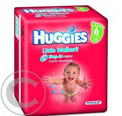 Huggies Little walkers 6 (18) 16-23kg