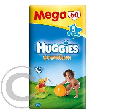 Huggies premium 5 (60/62) JUNIOR mega