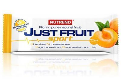 Just fruit SPORT  meruňka 70g