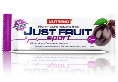 Just fruit SPORT švestka 70g