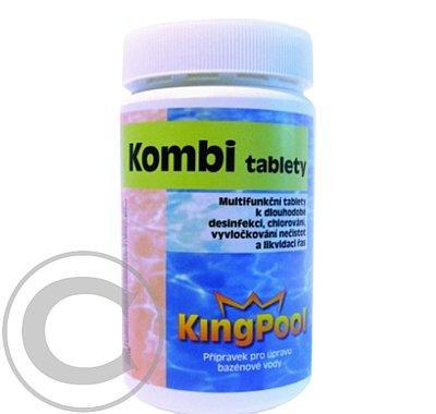 Kingpool kombi maxi tablety 1kg