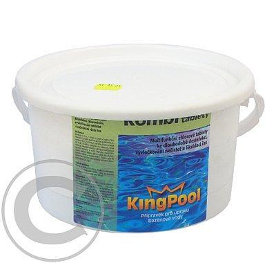 Kingpool kombi maxi tablety 2kg
