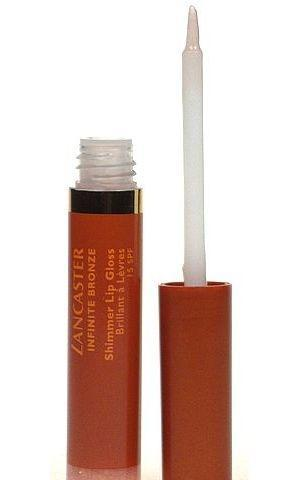 Lancaster Infinite Bronze Lip Gloss  8,5ml Odstín 101 Transparent