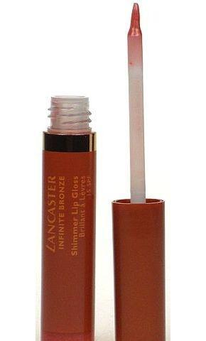 Lancaster Infinite Bronze Lip Gloss  8,5ml Odstín 102 Nude