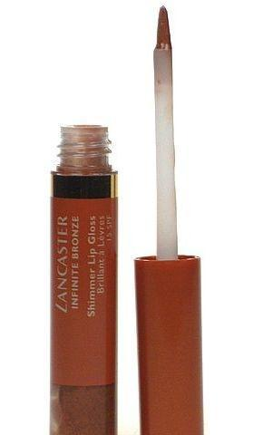 Lancaster Infinite Bronze Lip Gloss  8ml Odstín 204 Brown