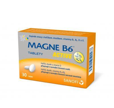 Magne B6 ACTIVE 30 tablet