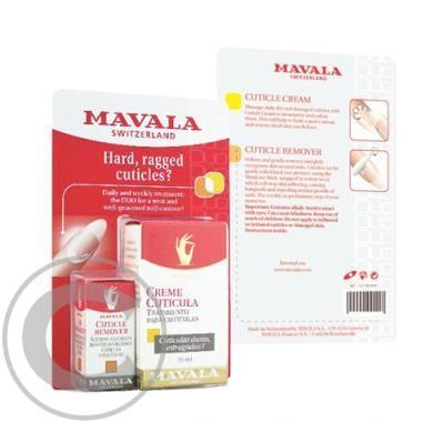 MAVALA DUO Cuticle Cream 15 ml   Cuticle Remover 5 ml