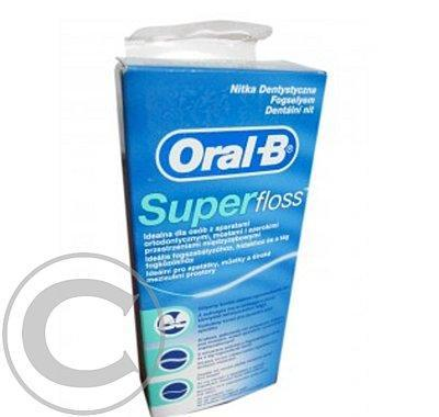 Oral-B dent.nit Superfloss 50m