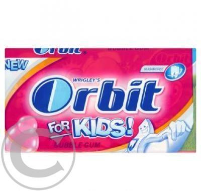 Orbit for kids 27g Bubble gum