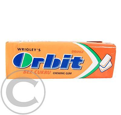 Orbit Orange dražé 10ks