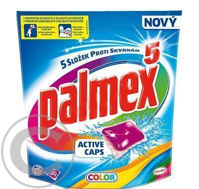 Palmex 5 Active Caps Color 40 praní 1,5 kg