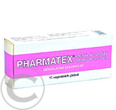 PHARMATEX VAGINALNI GLOBULE GLO VAG 10X18.9MG