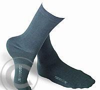 faf21e8b7d0 Ponožky NANOSILVER antibakteriální Classic šedé velikost 35-41