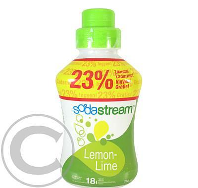 SodaStream Sirup LEMON LIME 750ml