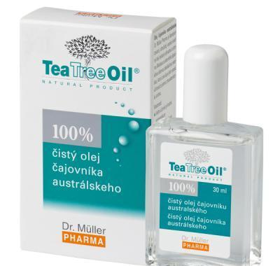 Tea Tree Oil 100% čistý olej 30ml (Dr.Müller)